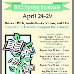 Spring book & media sale on tap at Brighton library