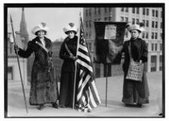 jtpedersen_321 Ignite_suffragettes_US Flag
