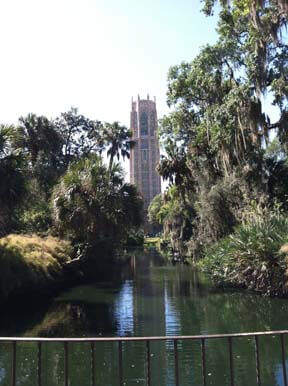 Bok Tower  Reflecting Pool