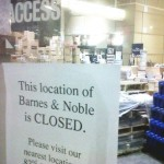 Book Biz: B&N Closing Stores, Yiddish Revival, 1949 ebook, Audible Books