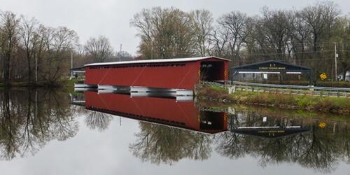 2013 - April Covered Bridge 0096