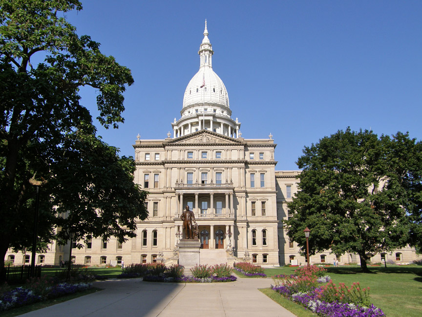Michigan House helps delicate ladies ease burden of having rights by taking away rights, harshes on innocent tadpoles