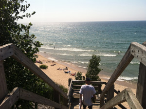 Jerry_OrchardBeach_Manistee_stairway _IMG_2522