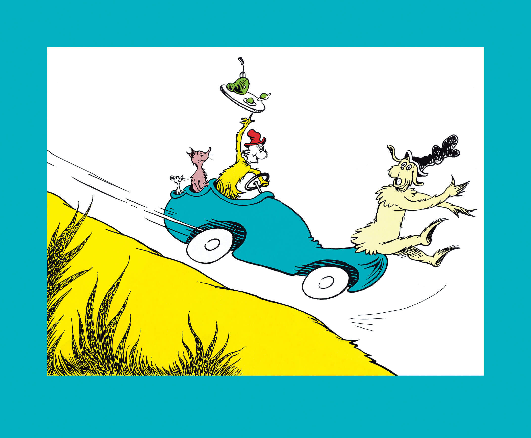 dr seuss car northside pictures to pin on pinterest green eggs and ham clipart big green eggs and ham clip art png