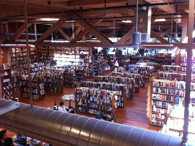 Seattle Bookstore 2