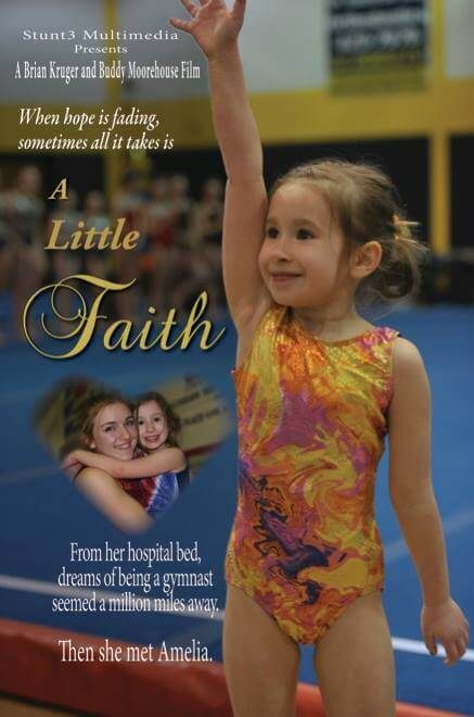 A new documentary: How 'A Little Faith' helped a sick little girl's