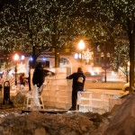 Checkout What's Nearby: Plymouth Ice Festival