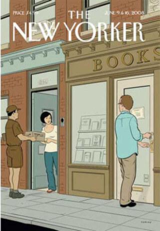 New Yorker Amazon