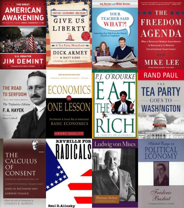 Conservative BookList