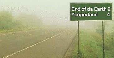 yooper sign
