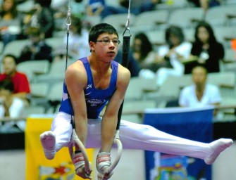 Infinity Gymnastics Academy athletes compete in Junior Olympics championships