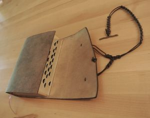 Leather Bible 2