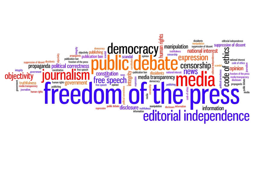 freedom of media Monitoring and mapping media freedom violations is the first step to fight impunity, analyse threats and challenges, and provide appropriate support to journalists at risk.