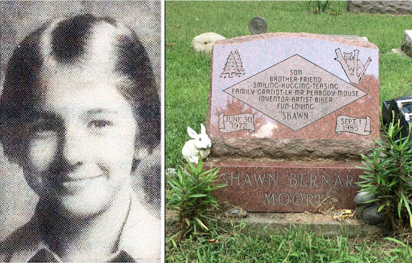 Shawn grave