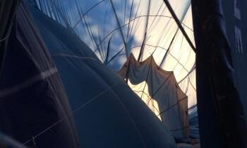 deflating