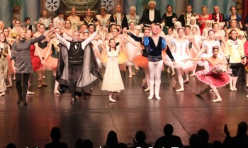 Nutcracker curtain call