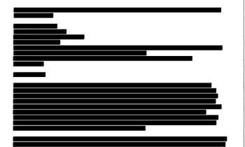 Snyder redacted email