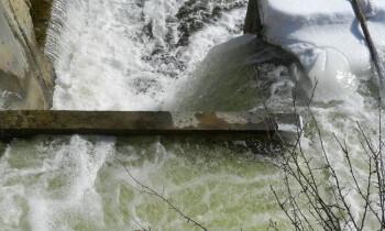 Flint River Dam