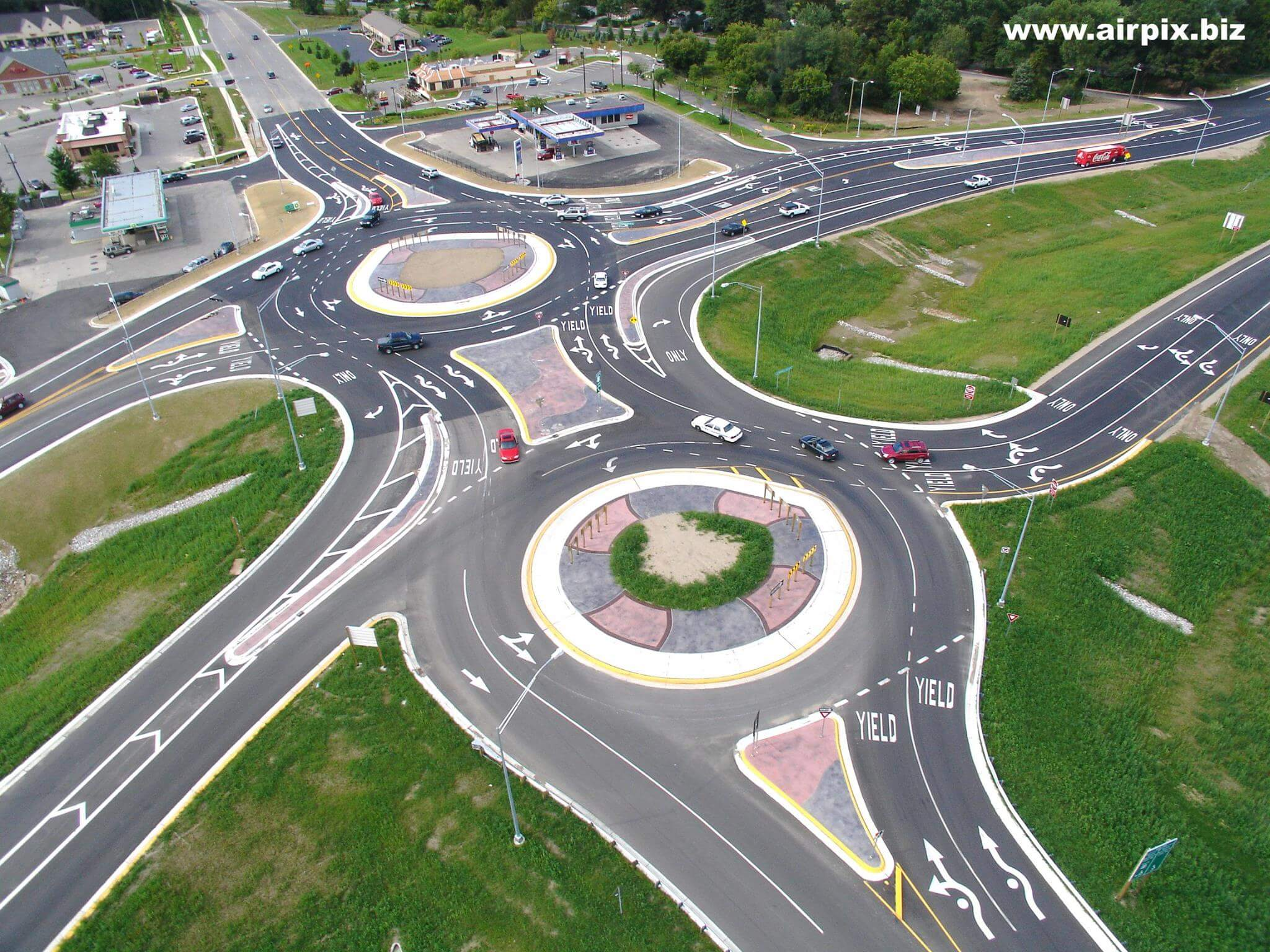 What Do You Think About The Green Oak Roundabouts