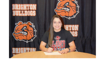 Gabrielle Vogel plans to study nursing while playing soccer at Davenport University.