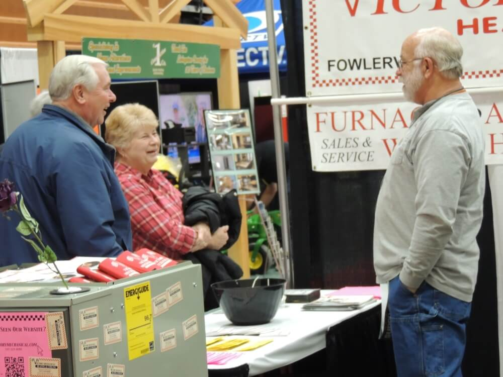 Livingston County Home Garden Show Highlights Latest And Greatest In Home Improvement And