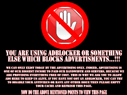 disable ad blocker 2