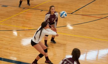 Theresa Kehn, who was named third team All-State.