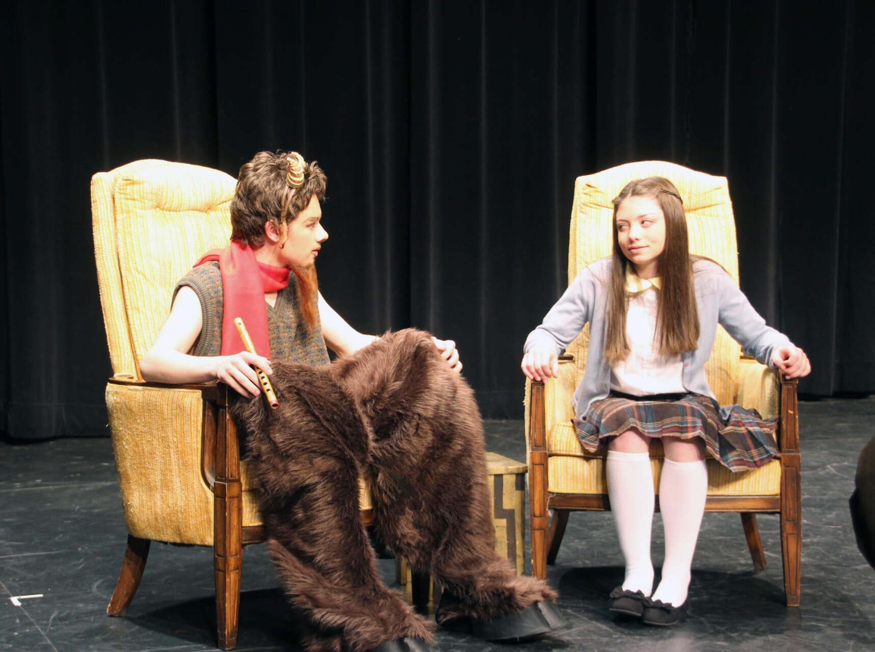 Travel to Narnia with the HHS Performing Arts Department – The ...