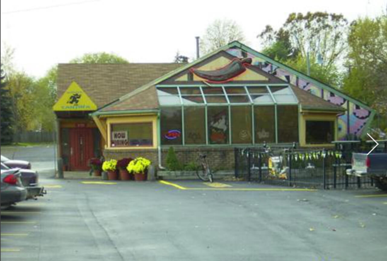 Brightons Border Cantina Goes Out Of Business