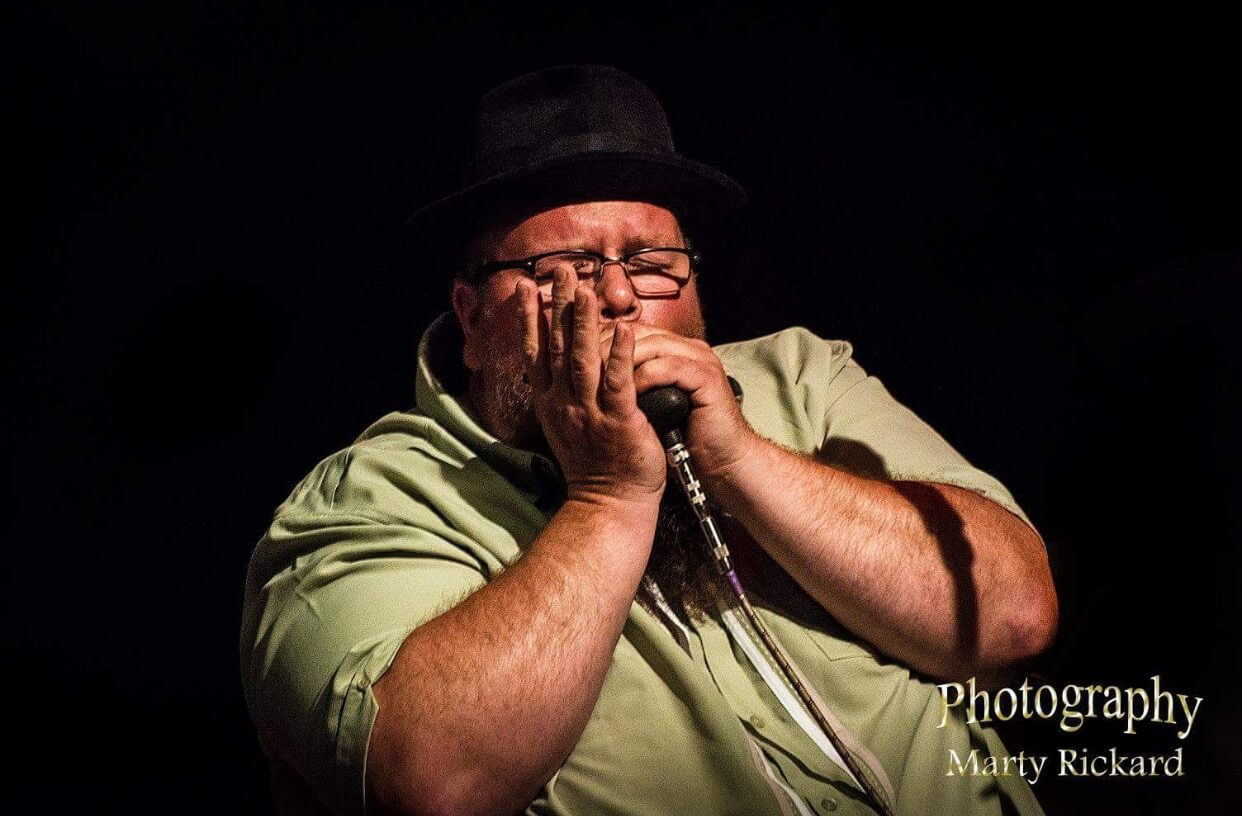 chef chris harmonica