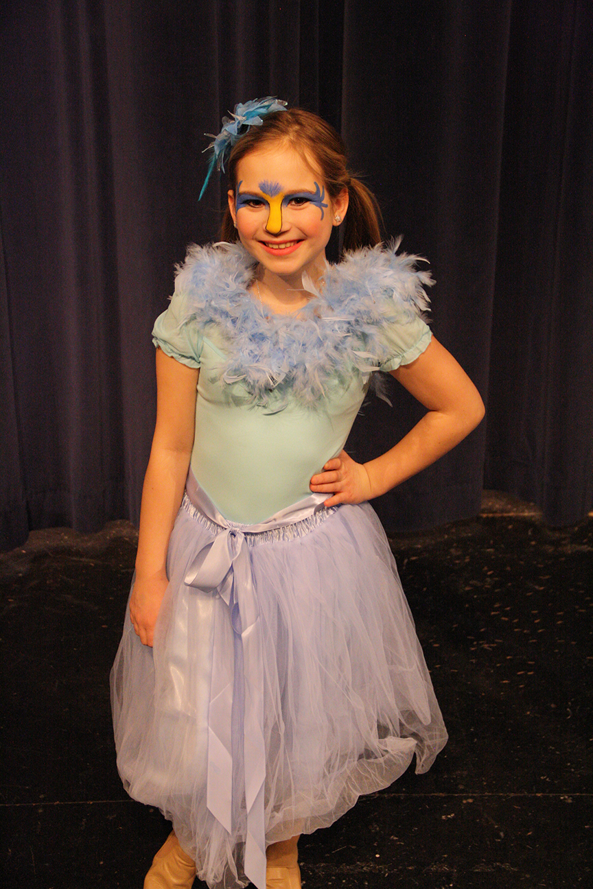 Quot Seussical Jr Quot Addison Payne Gains Inspiration From