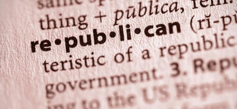 Dictionary Series – Politics: Republican