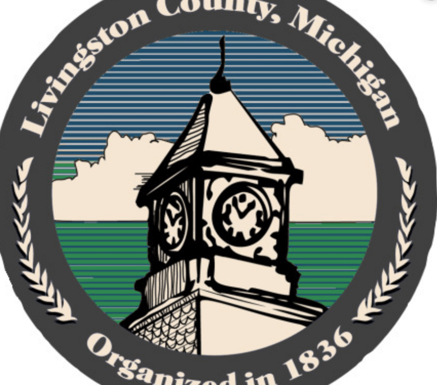 Livingston County courthouse logo