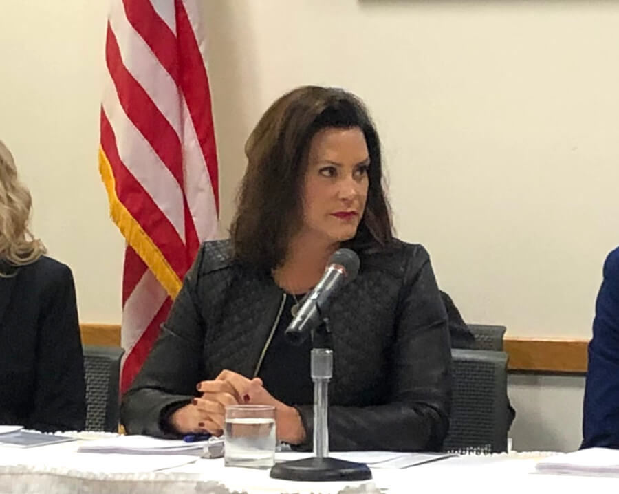 Poll Whitmer S Approval Rating Is Dismal But Democrats Are Leading Trump In Michigan
